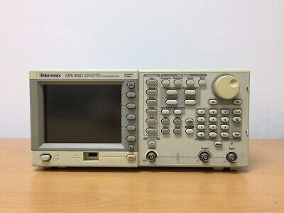 Tektronix Afg3021 250mss 25mhz Arbitrary Function Generator