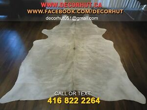 Cowhide Rug Newly Cow Skin Best Brazilian Leather Stratford Kitchener Area image 2