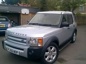 Excellent condition Land Rover Discovery 3 2.7 TD V6 HSE 5dr