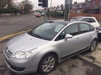 2008 CITROEN C4 1.6 HDi AUTOMATIC, FULL HISTORY, 1 OWNER, £30 TAX, BELTS CHANGED