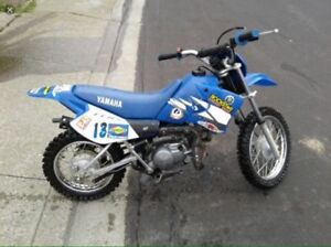 Wanted: cheap dirt bike