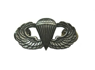 Fallschirmjäger-flügel (US Army Fallschirmjäger Flügel Abzeichen - Große Reproduktion Abs. Metall)