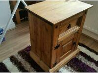Solid wooden cupboard