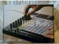 ABLETON PUSH DIGITAL AUDIO WORKSTATION