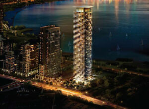 Live with style and serenity at Toronto Waterfront Condos