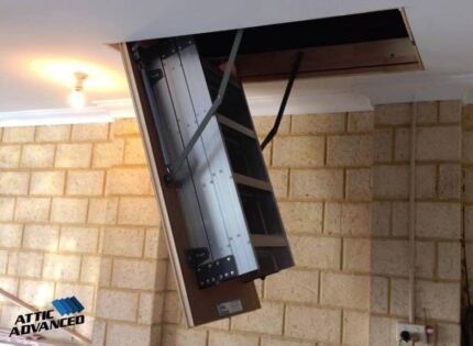 Attic Advanced - Ladder Supply and Installations