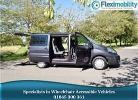 Peugeot Expert Tepee WHEELCHAIR ACCESSIBLE VEHICLE Diesel Disable vehicle