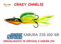 Kabura Jig Quantum Crazy Charlie Gr 100 -  - ebay.it