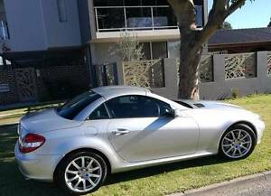 2005 Mercedes-Benz SLK **12 MONTH WARRANTY** West Perth Perth City Area Preview