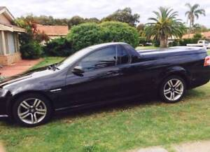 2009 Holden Commodore Ute **12 MONTH WARRANTY**