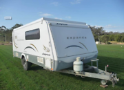 Jayco 2010 Expanda Outback 16.49 Mackay Mackay City Preview