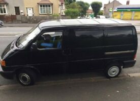 VW T4 TRANSPORTER 800 SPECIAL - BLACK