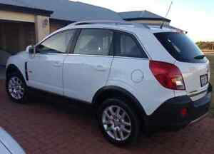 2012 Holden Captiva Wagon **12 MONTH WARRANTY** West Perth Perth City Area Preview