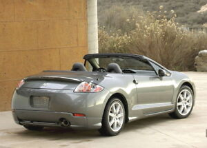 2009 Mitsubishi Eclipse Spyder Convertible No Accident No Issues