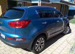 2014 Kia Sportage Wagon West Perth Perth City Area Preview