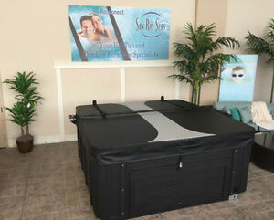 Hot Tub / Spa - Made Right here in Edmonton !!
