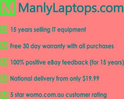 BULK STOCK OF LAPTOPS. 20 x Toshiba laptops. $99 each!! Pyrmont Inner Sydney Preview