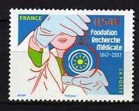 France Neuf Tg 2007 Y&t 4106 Fondation Recherche Médicale Mnh -  - ebay.es