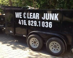 Save on Junk Removal Toronto  Call AMBROSE JUNK (416) 829-1036