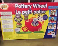 Gently Used Pottery Wheel for Kids