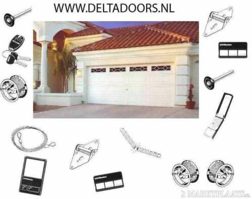 Spiksplinternieuw ≥ Onderdelen voor uw garagedeur / roldeur - Deuren en Horren QG-39