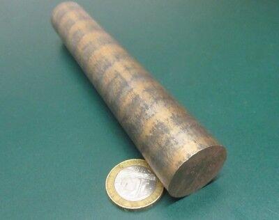 544 Bearing Phosphor Bronze Rod 1.0 Dia. X 6.0 Inch Length 1 Pc