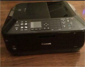 Canon PIXMA MX512 Wireless Office All-In-One