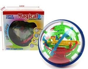 100-bola-magica-intelecto-barreras-3D-laberinto-saldo-Laberinto-Perplexus-puzzle-de-juguete