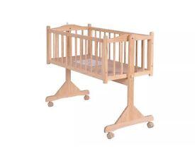 Baby Swing Crib / Cot