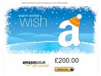 £200 Amazon Voucher - Unwanted Prize Win