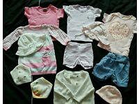Baby Girl Bundle 3-6,6-9 Months