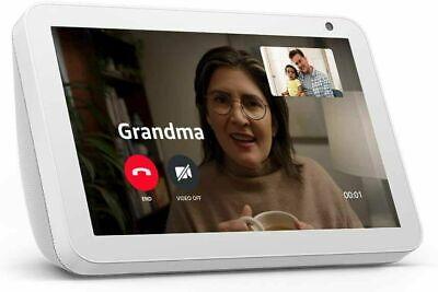 NEW! Echo Show 8 HD smart display with Alexa (Sandstone) - 1 Year Warranty!
