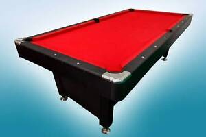Brand New Slate Pool Table + Accessories (RRP: $1200+) Liverpool Area Preview