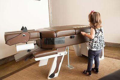 Pediatric Adjusting Table Standard Line Starship Horse Or Zebra
