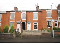 TWO Double Bedroom Mid-Terraced House in Town Centre - Wharf Lane, S41 7NE