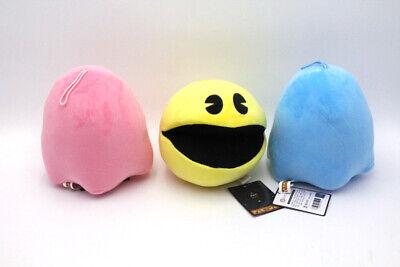 "Pac-man Pacman Game Licensed Plush Doll Rag Soft Toy Cute Design 25cm 9.8"""