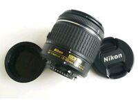 Nikon 18-55 mm VR lens