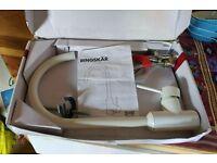 IKEA Ringskar cream mixer tap & fittings