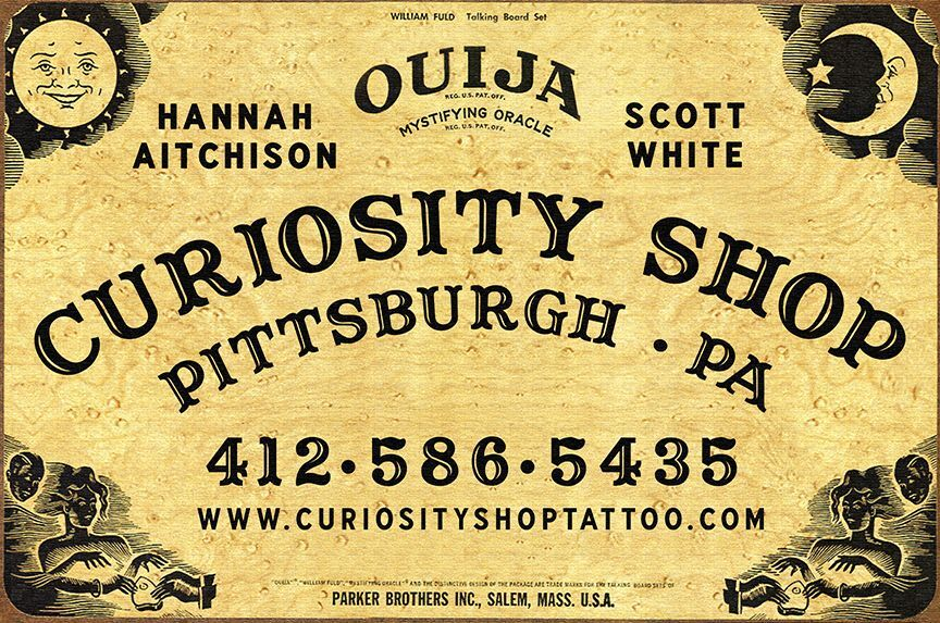 Curiosity Shop PGH