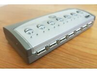 7 port USB universal serial bus