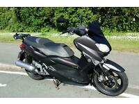 2012 Yamaha YP 125 XMAX R Sport legal learner; MOT till June 2017; 18k