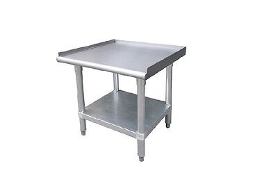 Stainless Steel Equipment Grill Stand 30 X 30 - Heavy Duty