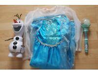 Disney Frozen Elsa Bundle