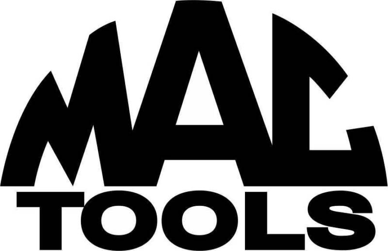 MAC TOOLS 3x6 Replacement Tool Box Emblem VINYL CAR TRUCK WINDOW DECAL STICKER