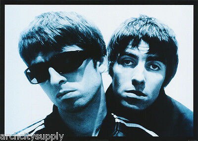 POSTER : MUSIC : OASIS  - NOEL & LIAM -  FREE SHIPPING ! #PR3016   RP91 F