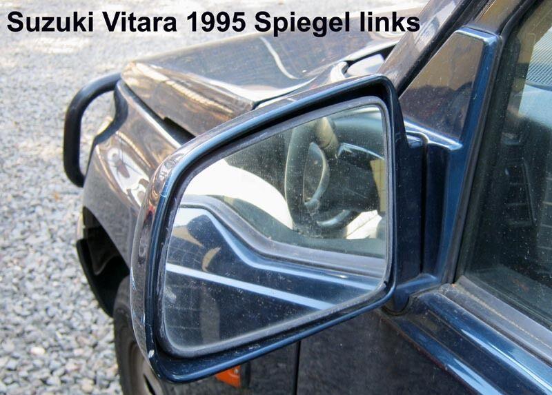 Suzuki Vitara BJ.1995  Spiegel links in Köln