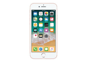 iPhone 7 -- Rose Gold 128 GB -- 4G LTE, LTE Advanced UNLOCK