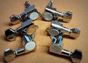 Guitar Machine Head Tuners - $30 set of 6