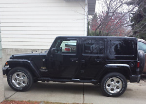 2013 Jeep Sahara Unlimited