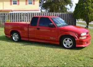 Chevy s10/extreame